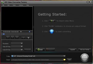 HD Video Converter Factory | The Best All in One Free Video