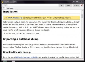 WikiTaxi : Download Wikipedia and Read it Offline Without Internet