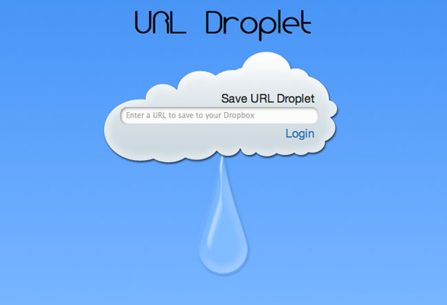 Download files from url to dropbox