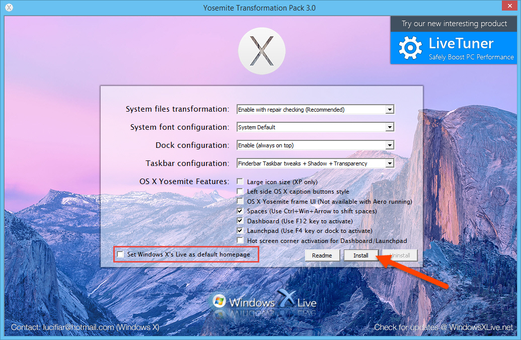 Windows Xp To Windows 7 Transformation Pack