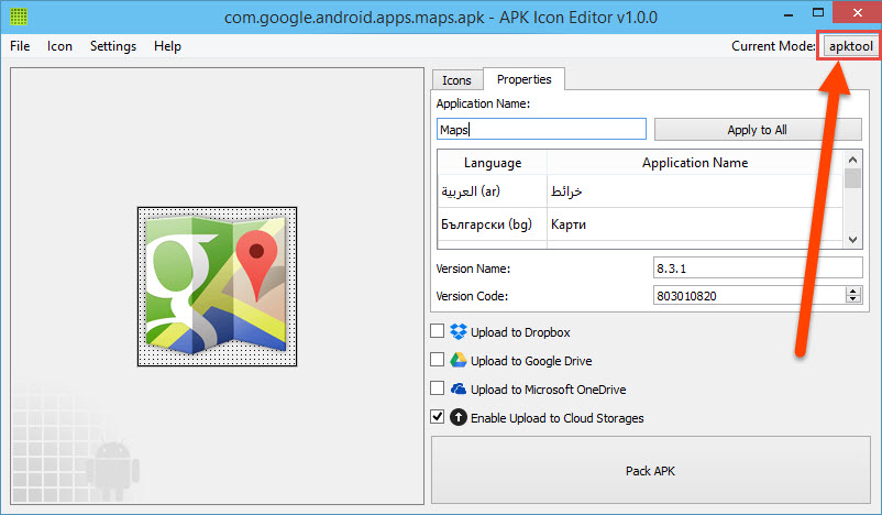 apk manager editor for windows