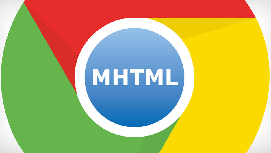 "Enable ""Save Page as MHTML"" Op..."
