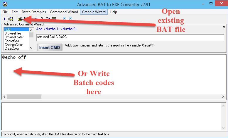 Working Create A Batch File That Runs As Admin Automatically