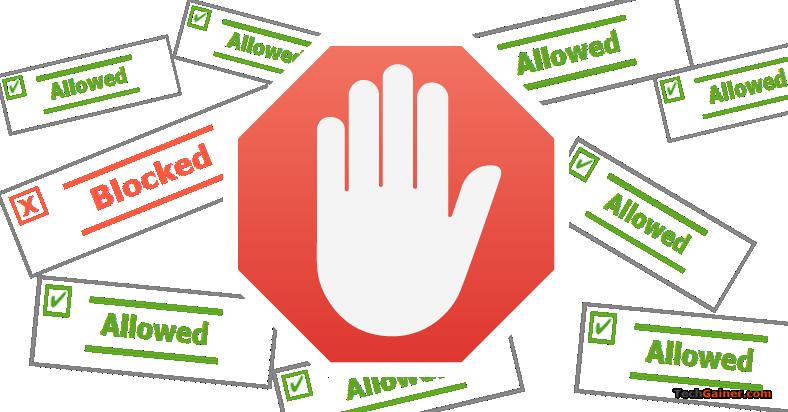 Block Ads on Particular Websites on Chrome, Firefox, Safari