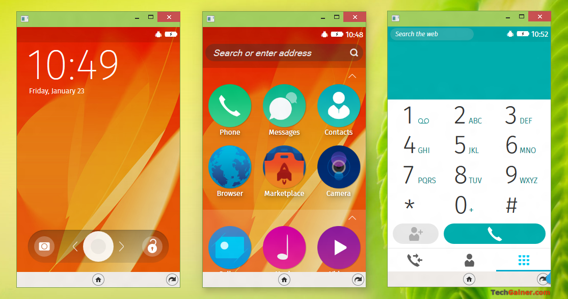 Guide to Install and Run Firefox OS on Desktop (PC/Mac/Linux