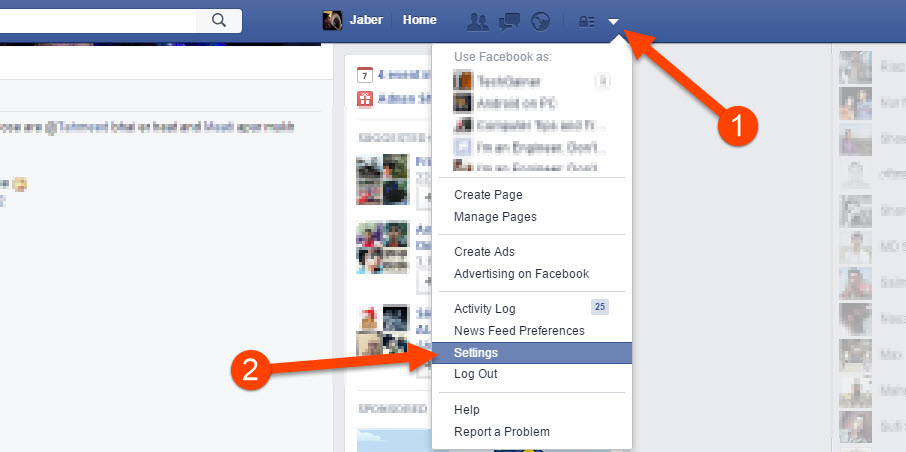 how to turn off birthday in facebook