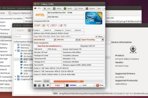 View Hardware detains in Linux