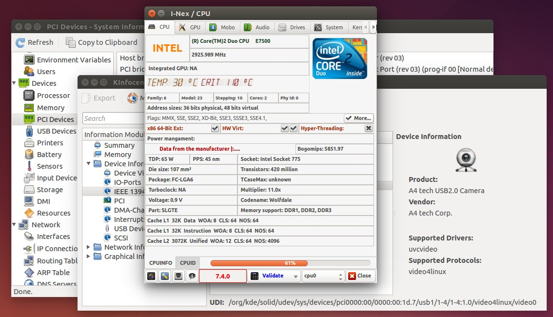 5 GUI Tools to See Hardware Details in Ubuntu/Linux | TechGainer